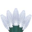 C9 Cool White Commercial LED Christmas Lights