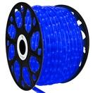 "150' Blue LED Rope Light, 2 Wire 1/2"", 120 Volt"