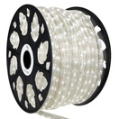 "150' Cool White Twinkle LED Rope Light, 2 Wire 1/2"", 120 Volt"