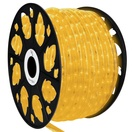 "150' Yellow LED Rope Light, 2 Wire 1/2"", 120 Volt"
