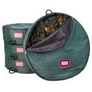 """WreathKeeper, Wreath Storage Bag, 30"""""""