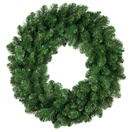 Oregon Fir Prelit Commercial LED Holiday Wreath, Warm White Lights