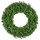 Olympia Pine Commercial Unlit Wreath