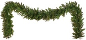 Green Fraser Fir TruTip PE / PVC Unlit Christmas Garland