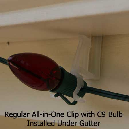 All-In-One Clip, 100 Pack