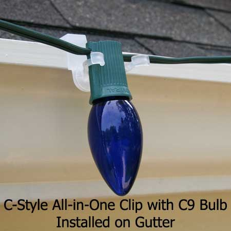 C-Style All-In-One Clip - 50pk