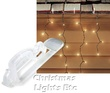 Icicle Light Clip, 100 Pack