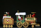 "6.5"" Animated Musical Train Set"