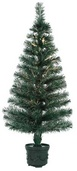 "32"" Green Fiber Optic Christmas Tree"