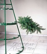23' Giant Everest Commercial Christmas Tree, C7 Clear Lights
