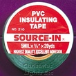 Standard Green Electrical Tape