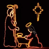 Nativity Manger Scene