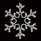 "21"" Star Center Snowflake"
