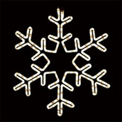 "21"" Star Center Snowflake"