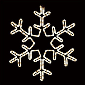 Star Center Snowflake