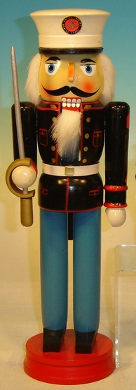 Marine Soldier Nutcracker