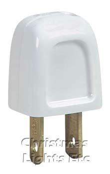 Easy Install Plug - White (Polarized) - SPT1