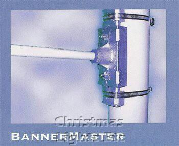 Banner Master Double Bracket Hardware