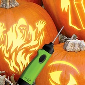 Battery Operated Pumpkin Carver