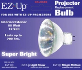 EZ Up Projector Replacement Bulb