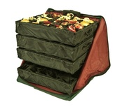 Telescopic Rolling Ornament Storage Bag