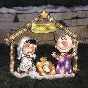 Peanuts Christmas Pageant