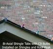 Bi-Axial Shingle Tab, 100 Pack
