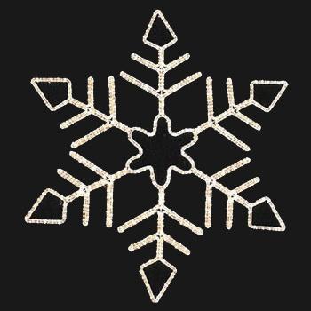 "35"" Snowflake"