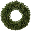 Sequoia Fir Commercial Unlit Wreath