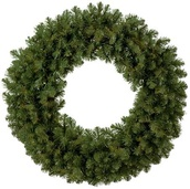 Sequoia FirCommercial Unlit Wreath