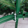 20' Giant Everest Commercial Christmas Tree, C7 Multicolor LED Lights