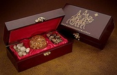 Authentic Gifts of the Wise Men Solid Box Display