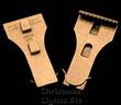 Standard Brick Clip, 2 Pack