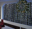 Red/Warm White LED Beaded Light Garland