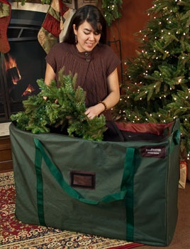 Multi-Use Holiday Keeper Storage Bag