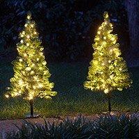Menu Outdoor Decorations Walkway Trees