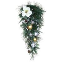 Decorative Christmas Teardrops