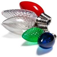 C7 C9 Christmas replacement Bulbs