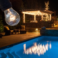 Patio string lights and bulbs commercial patio lights aloadofball Choice Image