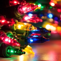 Incandescent Mini Lights for Holidays and Events