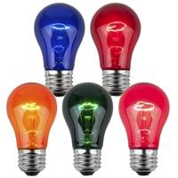 A19 Multicolor Party Bulbs