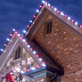 How to hang Christmas lights like a pro