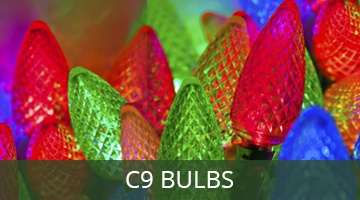 c9 christmas light bulbs