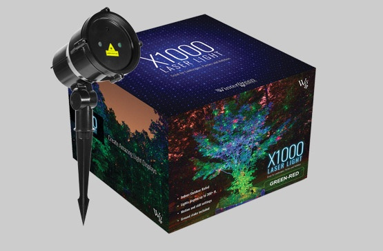 X1000 Laser Light