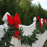 christmas greenery decorating ideas