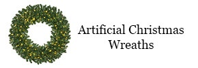 shop artificial christmas wreaths