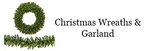 shop christmas wreaths and garland