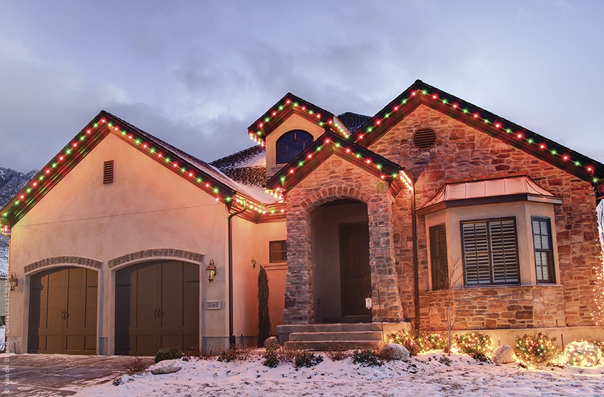 Color Changing Outdoor Christmas Lights