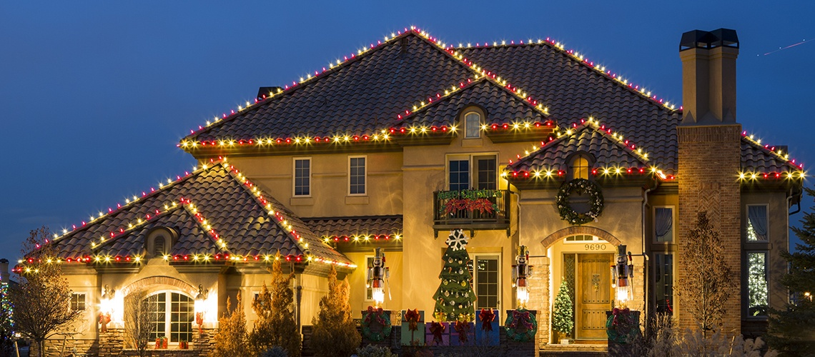 christmas lights roof ideas image7jpg