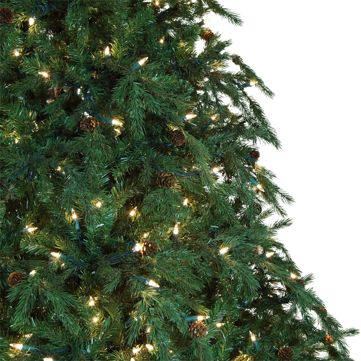 prelit tree hunter_profilejpg - Mountain King Christmas Trees